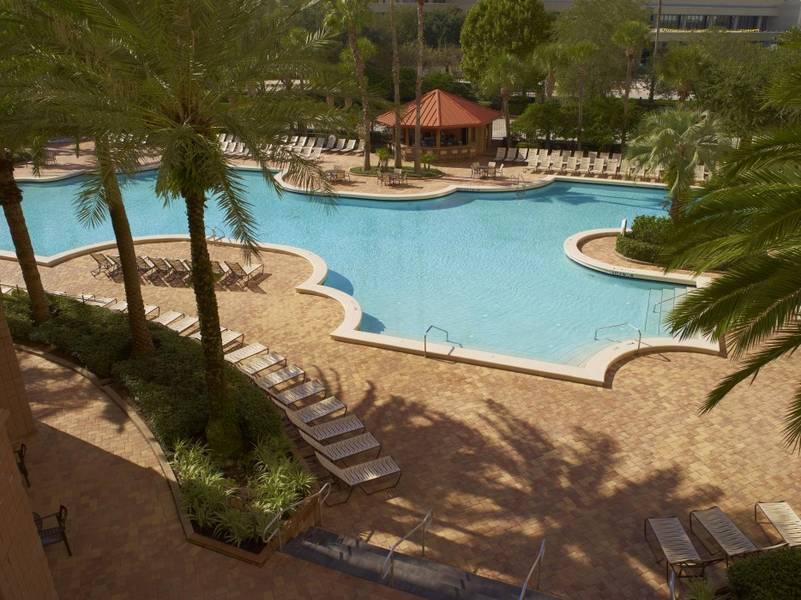 Holidays at Rosen Centre Resort Hotel in Orlando International Drive, Florida