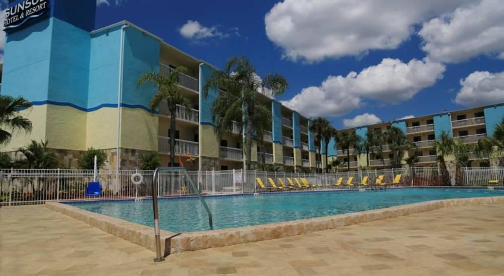 Holidays at Sunsol International Drive Hotel in Orlando International Drive, Florida