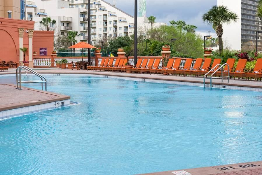 Holidays at Westgate Palace Hotel in Orlando International Drive, Florida