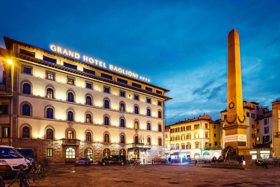 Grand Baglioni Hotel, Florence, Tuscany, Italy. Book Grand ...