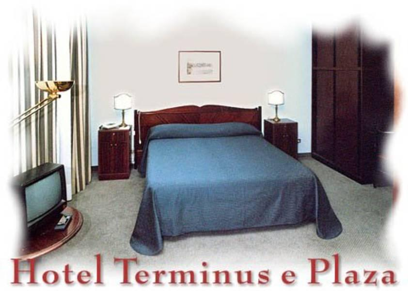 Holidays at Terminus and Plaza Hotel in Pisa, Tuscany