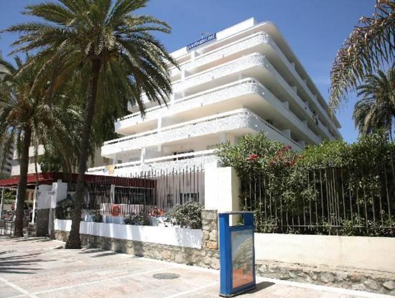 Holidays at Puerto Azul Aparthotel in Marbella, Costa del Sol