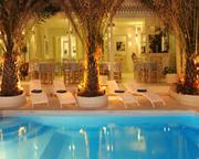 Holidays at Tropical Beach Hotel in Kamari, Santorini