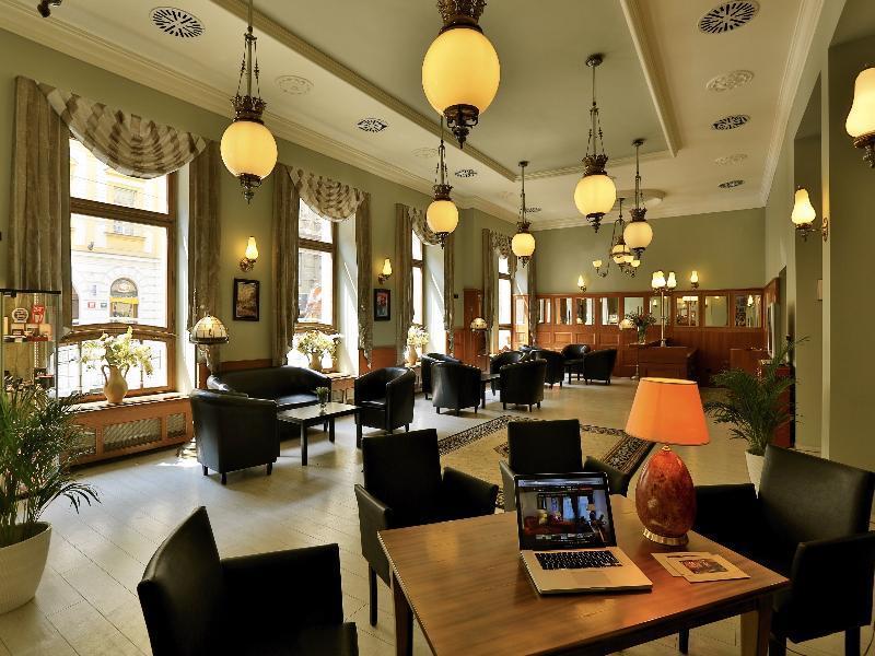 Holidays at Ariston Hotel in Prague, Czech Republic