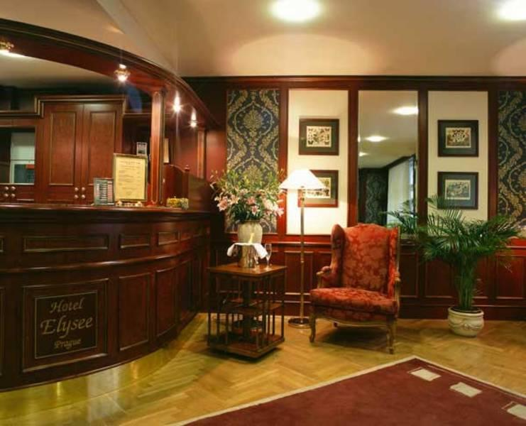 Holidays at Elysee Hotel in Prague, Czech Republic