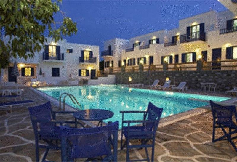 Holidays at Arkoulis Hotel in Naoussa, Paros