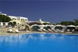Holidays at Asteras Paradise Hotel in Naoussa, Paros