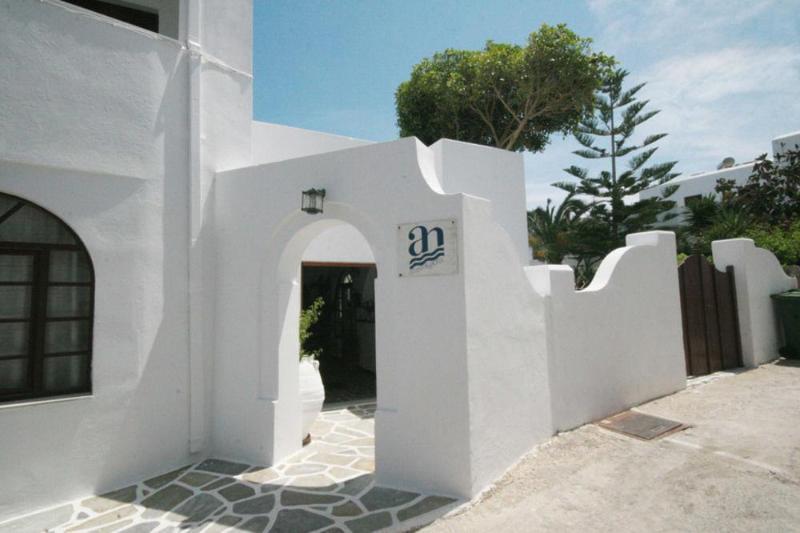 Holidays at Atlantis Hotel in Naoussa, Paros