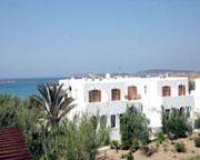 Holidays at Roussos Beach Aparthotel in Naoussa, Paros