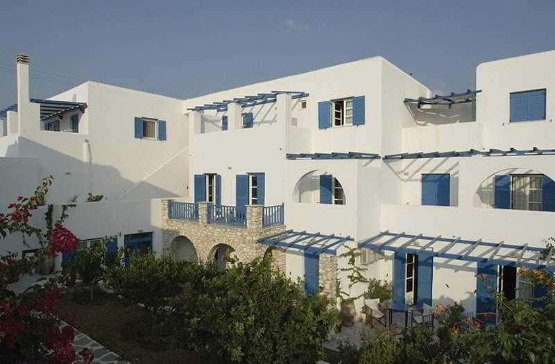 Holidays at Aegeon Hotel in Parikia, Paros