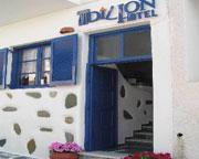 Holidays at Dilion Hotel in Parikia, Paros