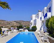 Holidays at Pyrgaki Hotel in Parikia, Paros