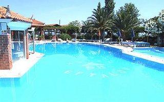 Holidays at Eftalou Hotel in Molyvos, Lesvos