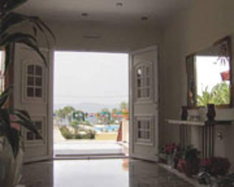 Holidays at Bella Vista Molivos Hotel in Molyvos, Lesvos