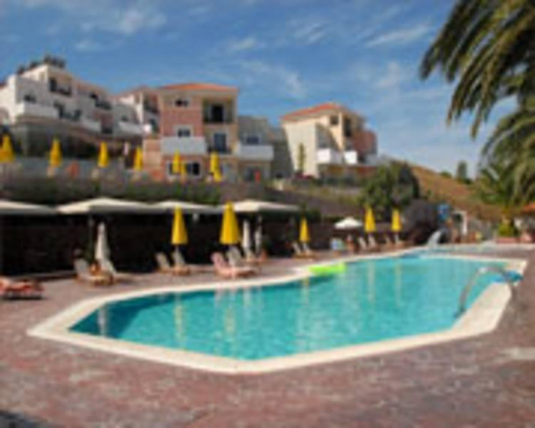 Holidays at Sunrise Resort Hotel in Molyvos, Lesvos