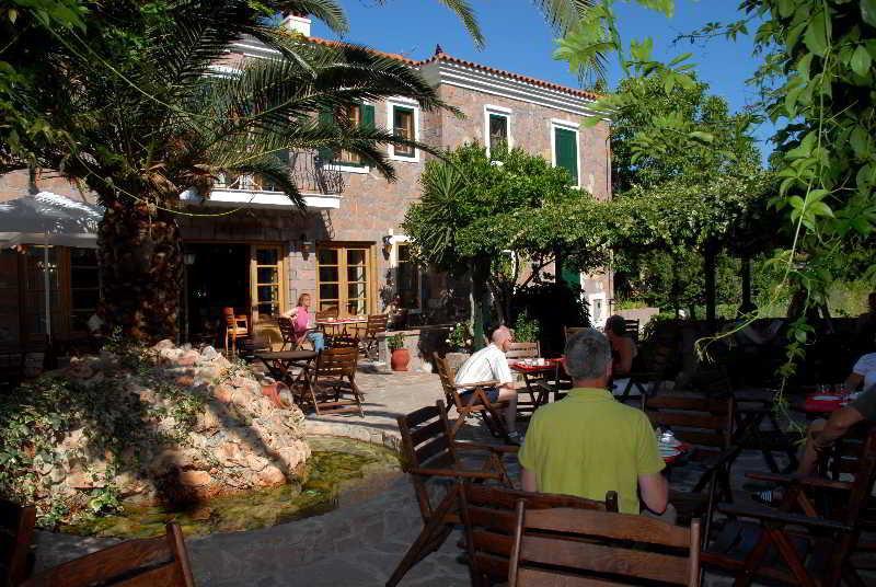 Holidays at Adonis Hotel in Molyvos, Lesvos