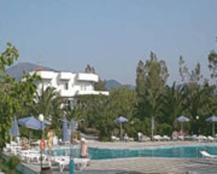 Holidays at Aphrodite Hotel in Molyvos, Lesvos