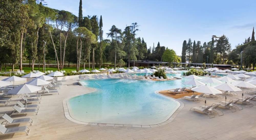 Holidays at Eden Hotel in Rovinj, Croatia