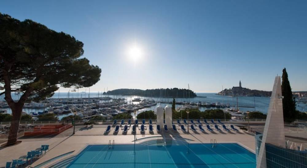 Holidays at Park Hotel in Rovinj, Croatia