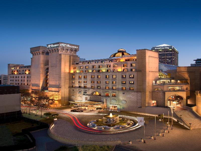 Holidays at Michelangelo Hotel in Johannesburg, South Africa