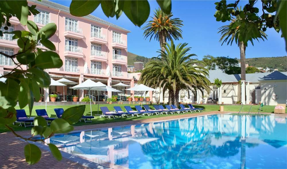 Holidays at Belmond Mount Nelson Hotel in Cape Town, South Africa