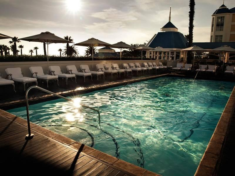 Holidays at Table Bay Hotel in Cape Town, South Africa