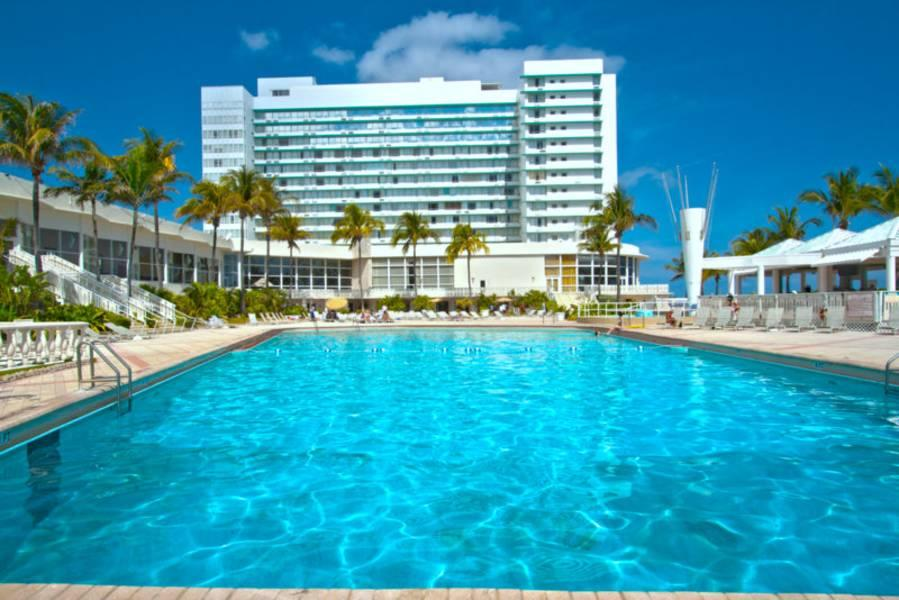 Holidays at Deauville Beach Resort Hotel in Miami Beach, Miami