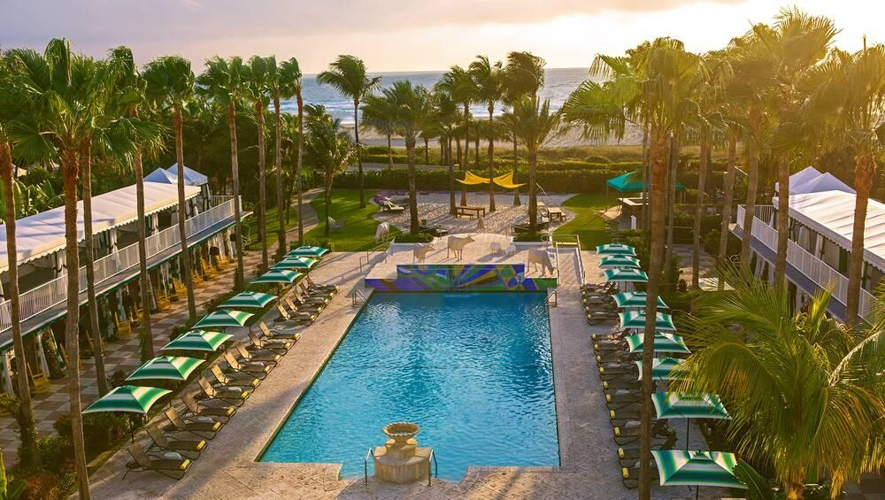 Holidays at Kimpton Surfcomber Hotel in Miami Beach, Miami