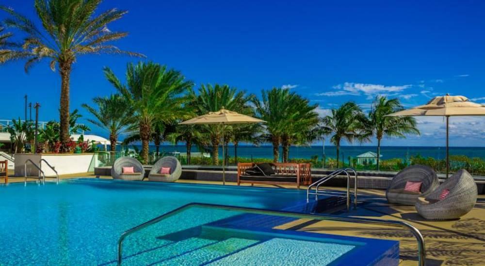 Holidays at Eden Roc Miami Beach Hotel in Miami Beach, Miami