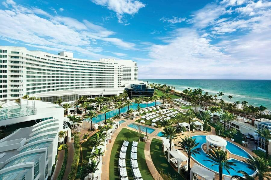 Fontainebleau Miami Flight And Hotel