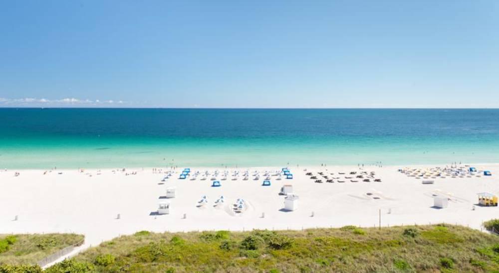 Holidays at Marriott Stanton South Beach in Miami Beach, Miami