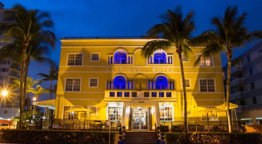 Holidays at Casa Claridge Hotel in Miami Beach, Florida