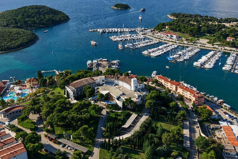 Holidays at Pineta Hotel in Vrsar, Croatia