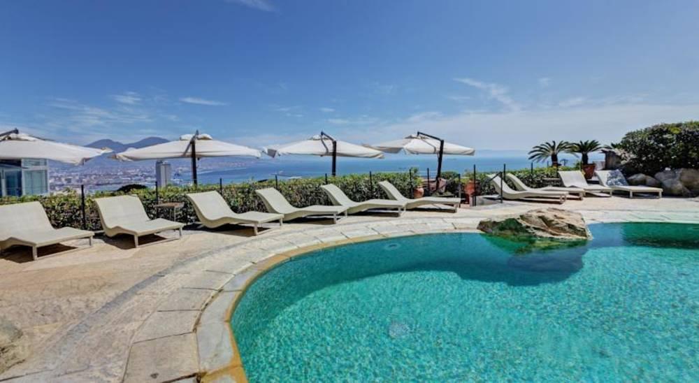 Holidays at San Francesco Al Monte Hotel in Naples, Italy
