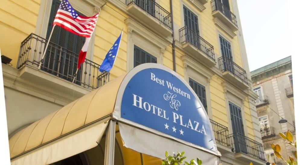 Holidays at Best Western Plaza Hotel in Naples, Italy