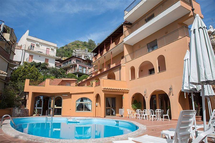 Holidays at Andromaco Palace Hotel in Taormina, Sicily