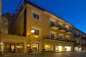 Holidays at Isabella Hotel in Taormina, Sicily