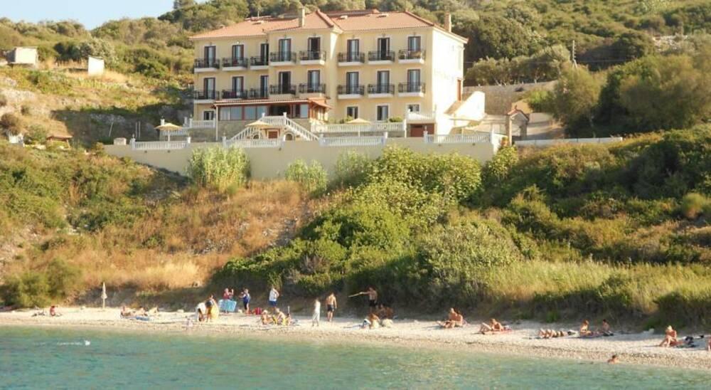 Holidays at Sunrise Hotel in Kokkari, Samos