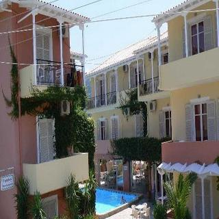 Holidays at Happyland Hotel in Nidri, Lefkas
