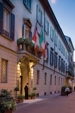 Holidays at Four Seasons Milano Hotel in Milan, Italy