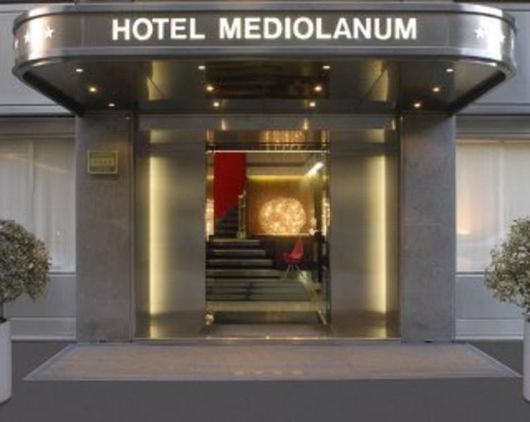 Holidays at Mediolanum Hotel in Milan, Italy