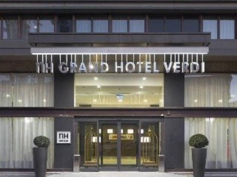 Holidays at NH Grand Hotel Verdi in Milan, Italy