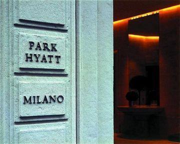 Holidays at Park Hyatt Milan Hotel in Milan, Italy