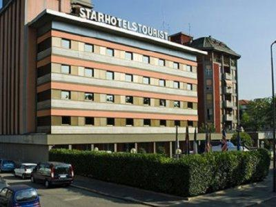Holidays at Starhotel Tourist in Milan, Italy