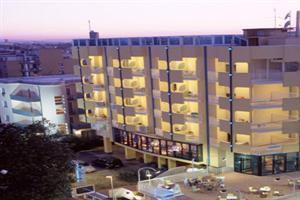 Holidays at Sole Blu Hotel in Rimini, Italy