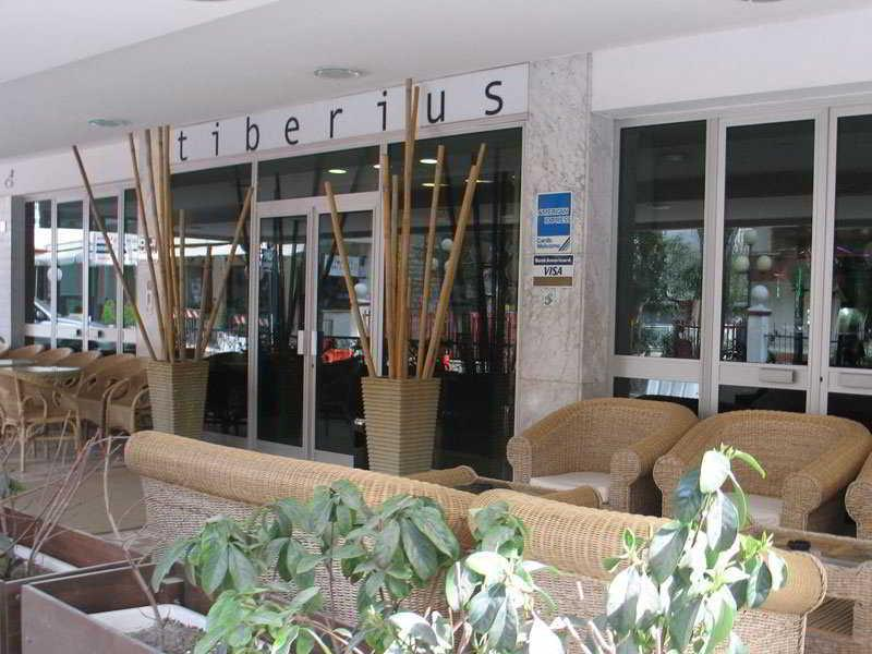 Holidays at Tiberius Hotel in Rimini, Italy