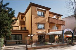 Holidays at Villa Lalla Hotel in Rimini, Italy