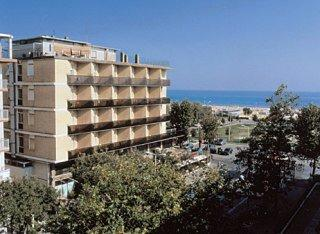 Holidays at Airone Hotel in Rimini, Italy