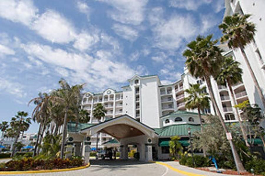 Holidays at Resort On Cocoa Beach Hotel in Cocoa Beach, Florida