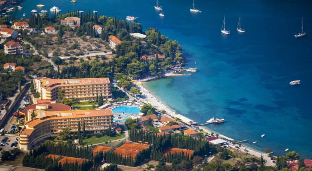 Holidays at Albatros Hotel in Cavtat, Croatia